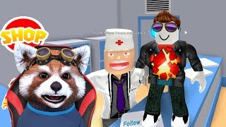 I HAVE to get RID of the MAD DENTIST-Obby Roblox