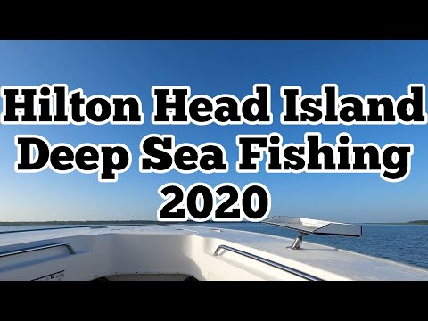 Hilton Head Island Deep Sea Fishing 2020