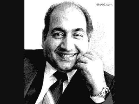 Mohammed Rafi - Yeh Duniya Yeh Mehfil - www.mohammedrafinet