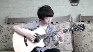 (The Sound Of Music) My_Favorite_Things - Sungha Jung