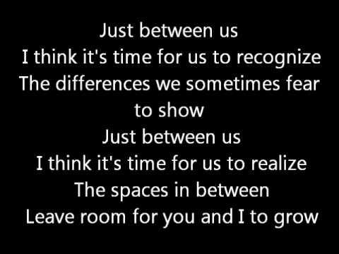 Rush-Entre Nous (Lyrics)