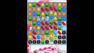 Candy Crush Saga Level 494 iPhone No Boosts