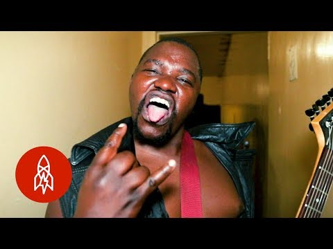 The Death Metal Bangers of Botswana Mp3