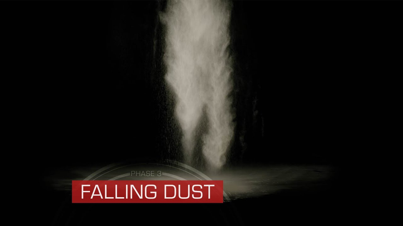 Falling Dust VFX Elements Are Now Available   ActionVFX