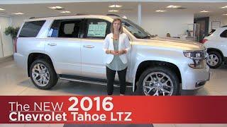 new 2016 chevrolet tahoe ltz minneapolis st cloud monticello buffalo rogers mn review