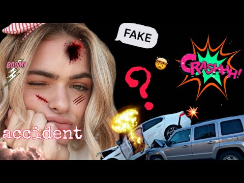 Summer Mckeen faked a car accident? thumbnail
