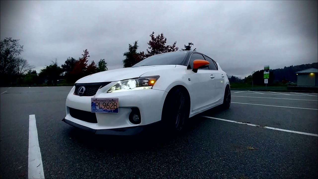 Almost $10,000 In Mods On A Prius! (I Mean Lexus CT200h)