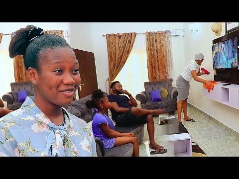 How My Only Daughter Made Me Fal InLove With My Poor Hardworking Cleaner After My Wife Left-Nigerian