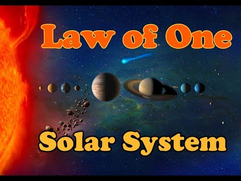Law of One - Solar System Mars, Venus, Saturn, Maldek Ra's history
