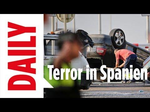 Terror in Spanien - BILD Daily Spezial 18.08.2017