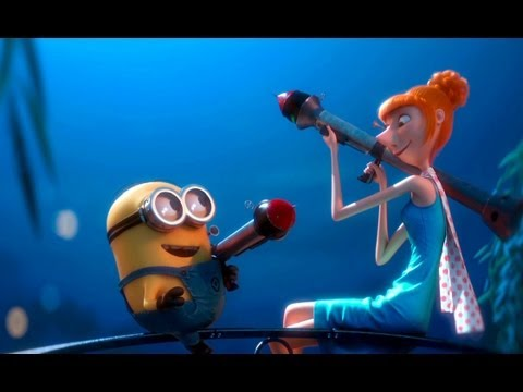 Despicable Me 2 - Official Clip #2 (HD) Steve Carrell