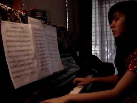 piano cover - kenangan terindah (samson)