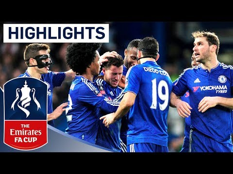 Chelsea 5-1 Man City - Emirates FA Cup 2015/16 (R5) | Goals & Highlights Mp3