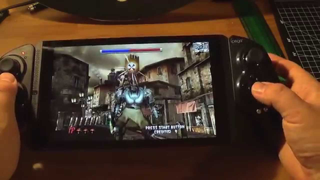House Of The Dead 2 Running On Reicast Youtube