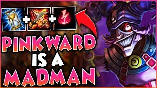 Download PINKWARD IS A MADMAN! Mp3 and Videos