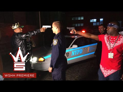 "Uncle Murda & Maino ""Hands Up"" (Eric Garner Tribute) (WSHH Premiere - Official Music Video)"