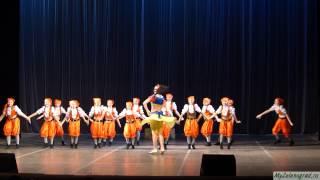 Театр-студия танца 'Эсфирь' (Жуковский). Сказочное танцевальное шоу - Белоснежка и гномы