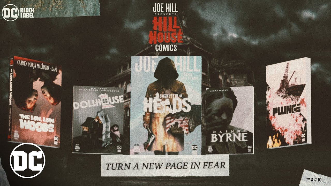 Turn a New Page in Fear | Official Trailer