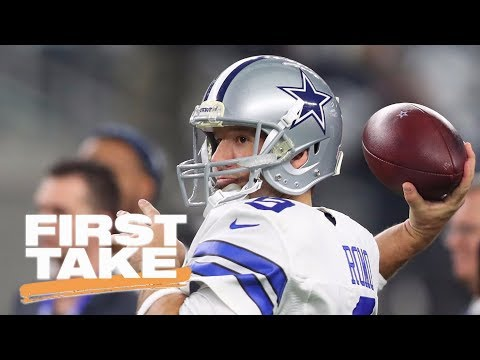 Max says Packers should get Tony Romo as new QB | First Take | ESPN