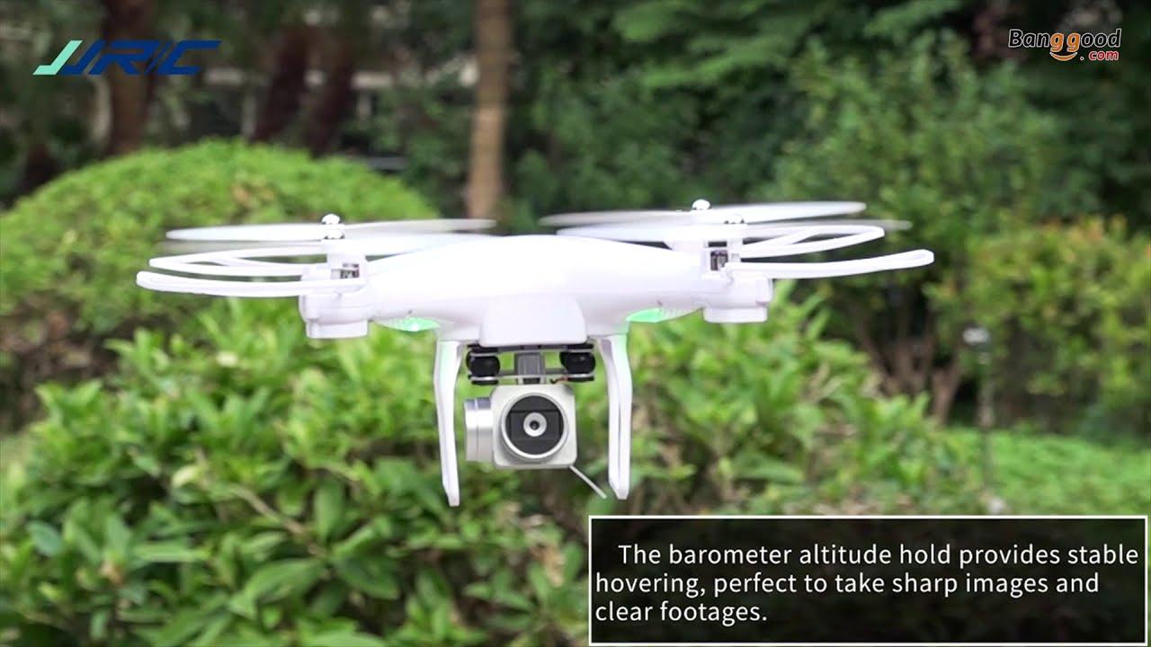 JJRC H68 WiFi FPV DRONE FOR BEGINNERS фото