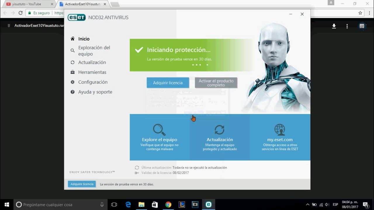 eset nod32 antivirus free download for windows 7 32 bit 2019