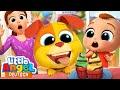 Braver Hund, BINGO | Hör auf uns! | Hunde-Erziehung | Little Angel Deutsch – Kinderlieder