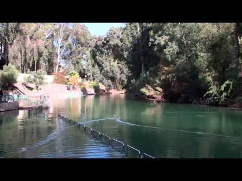 Ofer MizraChi Takes Kim Carson To The River Jordan In North Israel PT 1