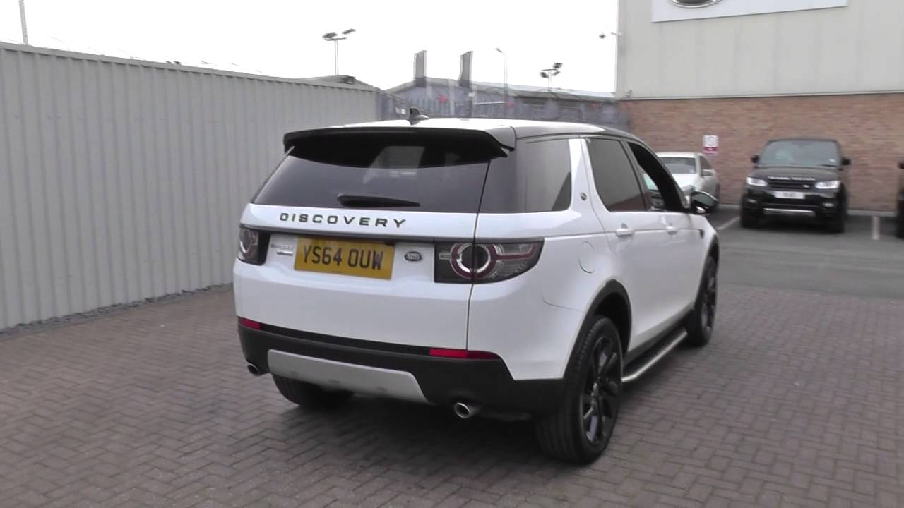 Land Rover Discovery Sport 2015my Sd4 Hse Luxury Auto