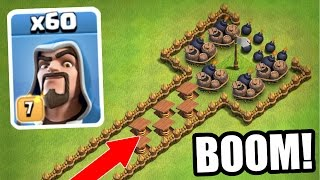 HOW MANY WILL SURVIVE!?! - Clash Of Clans