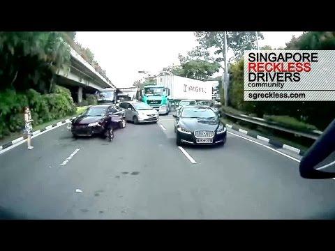 [SRD Community] Tuas West Dr Traffic Collision