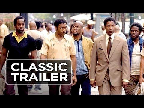 American Gangster trailers