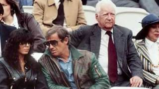 Jean Paul Belmondo and his mysterious friend, Carlos Sotto Mayor