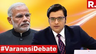 2019 Campaign All About Modi Now? | The Debate With Arnab Goswami
