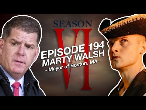 Mayor Marty Walsh's Golden Hour