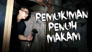 PEMUKIMAN PENUH MAKAM! Ekspedisi Supranatural Peneleh Surabaya!! Yudist Ardhana.