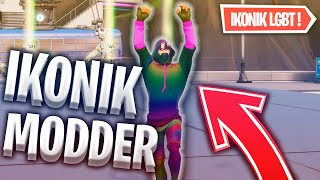 I CREATE A SKIN MODDER AND I PLAY WITH IT! FORTNITE