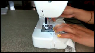 SINGER START 1306 SEWING MACHINE UN BOXING AND REVIEW OPERATION HINDI PART 2