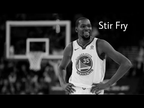 Kevin Durant 2017 And 2018 Stir Fry Mix