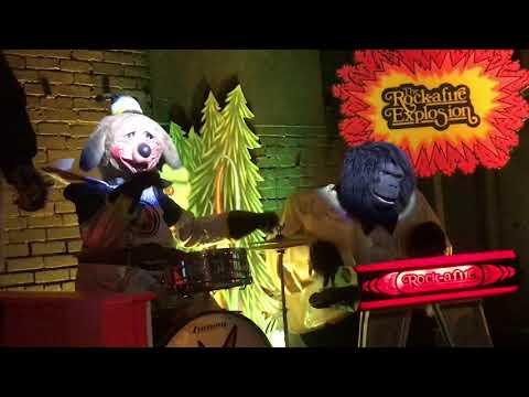 Rockafire Arcade Bar