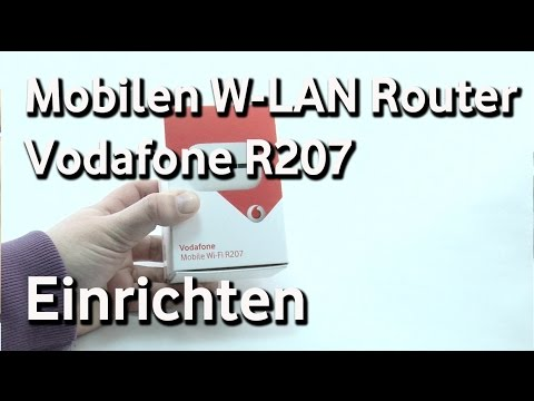 vodafone r226 mobile wlan router lte einrichtung funnydog tv. Black Bedroom Furniture Sets. Home Design Ideas
