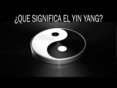 ¿Que significa el yin yang?
