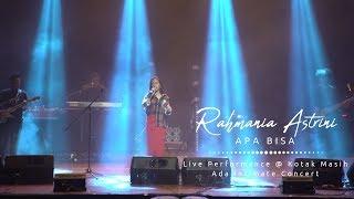 Rahmania Astrini - Apa Bisa  Live @ Kotak Masih Ada Intimate Concert