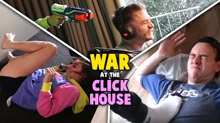 WAR in the Click House!