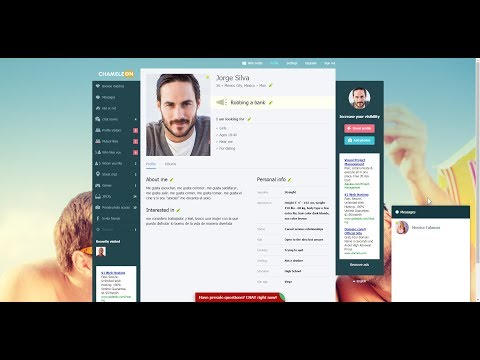 Chameleon Social review of the installation process. Database and cron jobs