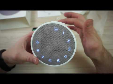 Будильник Xiaomi Mi Music Alarm Clock. Обзор