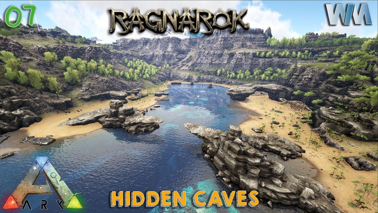 Best Build Spots Ark Ragnarok