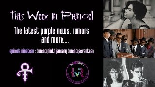 This Week in Prince! #019 - Grammies, Auctions & Tours!