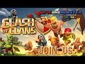 Clash of Clans LIVE 7/14 - Clan WifieandHubster DOMINATE in war - Join in!
