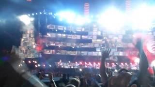 Muse - New Born Live @ Werchter Boutique 18/6/2013 HD