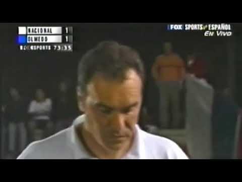 Nacional vs CD Olmedo 1-2 | Goles | Copa Libertadores de América